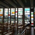 沖縄と琉球に揺れて(3)聖クララ教会と紫の聖母