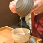 愛媛県新宮町の霧の森茶フェなら店員さんがお茶を入れてくれる嬉しい日本茶カフェ